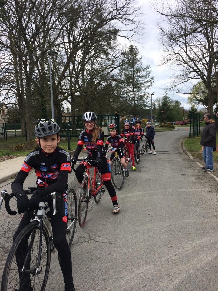brette sportif cyclisme